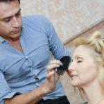 paolo-pinna-make-up-artist--lorella-cuccarini_7172225581_o
