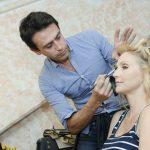 paolo-pinna-make-up-artist--lorella-cuccarini_7357440340_o