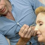 paolo-pinna-make-up-artist--lorella-cuccarini_7357440780_o
